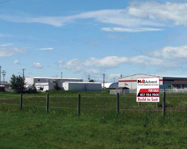 For Sale: Carstairs Links Development - Commercial Lot (7.01 acres)