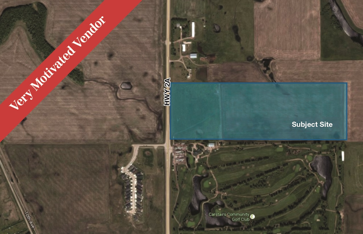NAI Advent Represents Seller in $1.29M Sale of 53.22 Acre Development Property