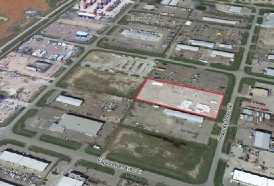 Land for lease in Calgary
