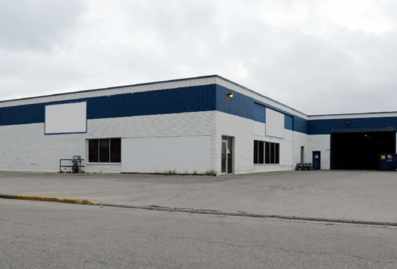 Free Standing Industrial Building For Lease