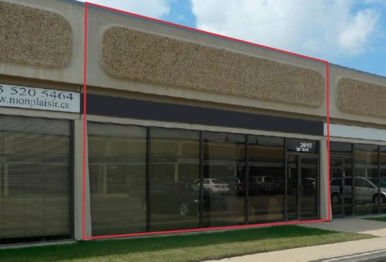 Flex Bay For Lease I-C Zonning