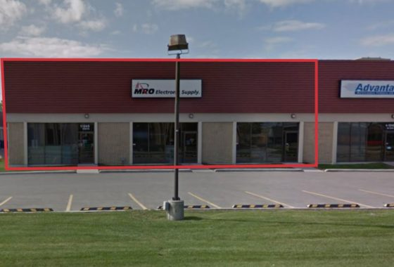 Industrial Bays For Lease In NE Calgary