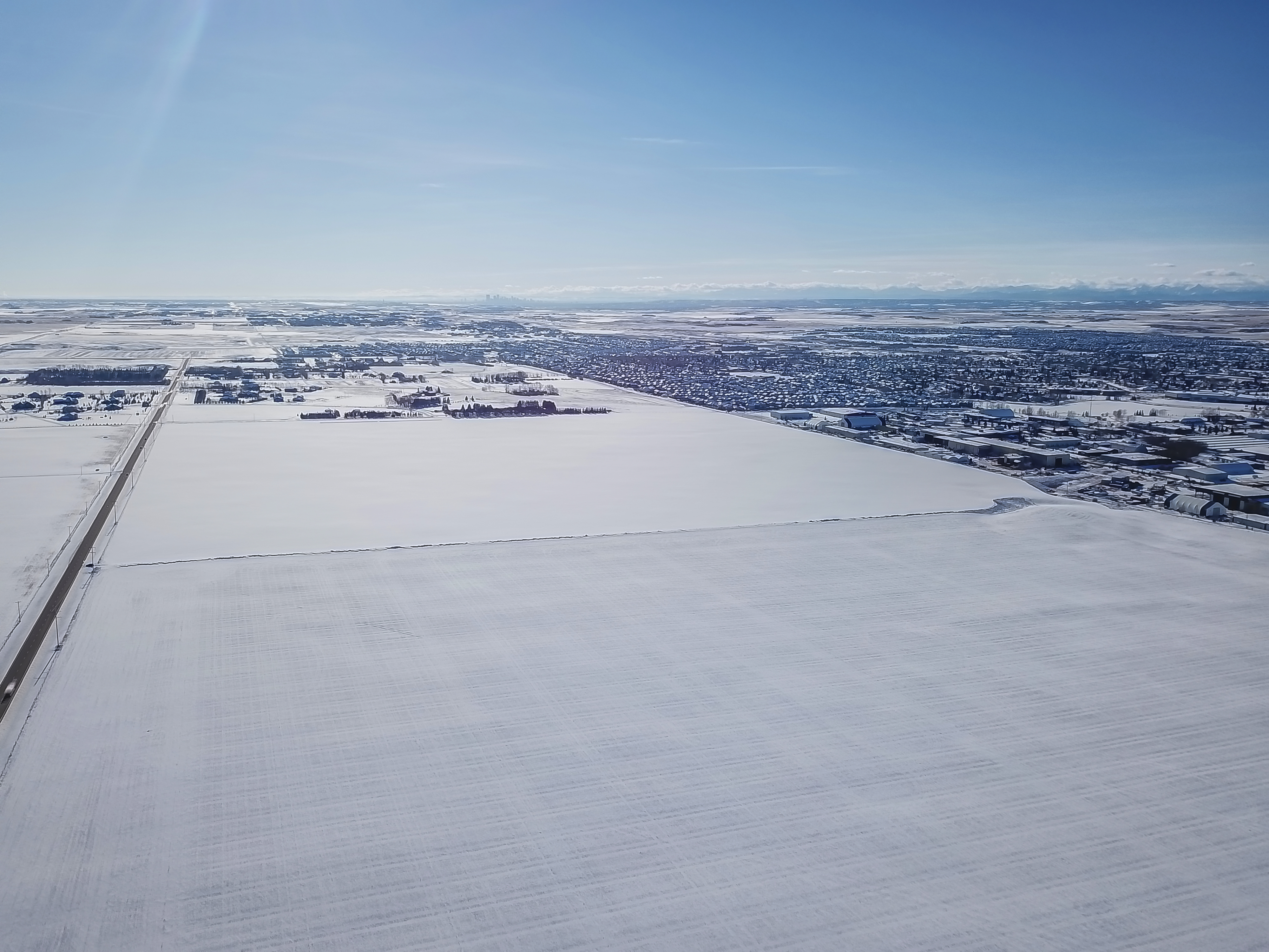 Land For Sale in Airdrie Alberta