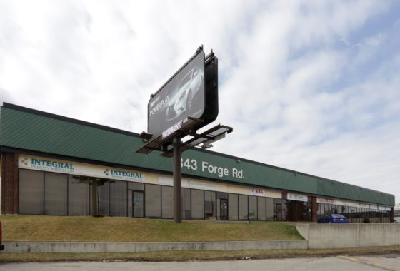 For Lease - South Central Industrial Warehouse Bay