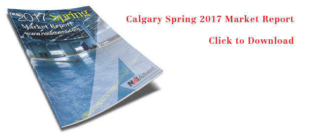 Calgary Real Estate Market Outlook Q1 2017