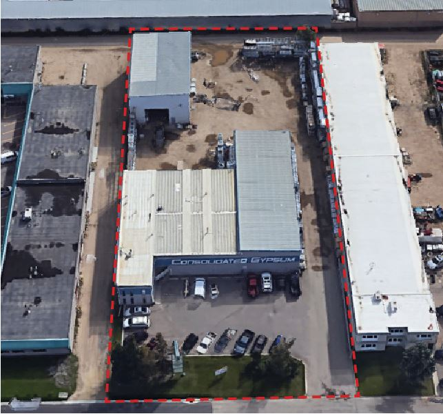8,551 SF Industrial Building Sold By NAI Advent