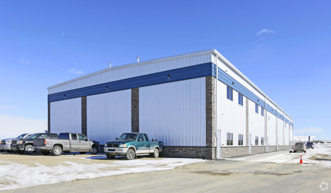 For Sale: For Sale - Freestanding Building With Fenced Yard in Balzac, Alberta