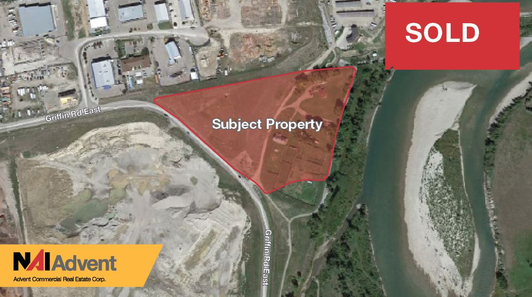 NAI Advent Negotiates $2.40 Million Sale of Development Land in Cochrane, Alberta