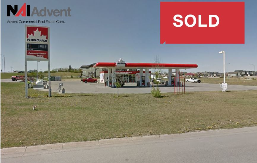 NAI Advent Negotiates $3.61 Million Sale of Petro-Canada Location