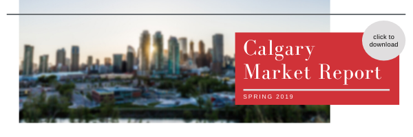Calgary Commercial Real Estate Market Analysis - Spring 2019