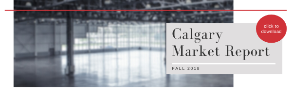 Calgary Commercial Real Estate Market Analysis - Fall 2018