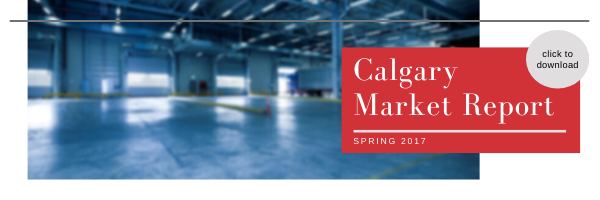 Calgary Commercial Real Estate Market Analysis - Spring 2017