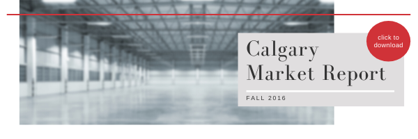 Calgary Commercial Real Estate Market Analysis - Fall 2016