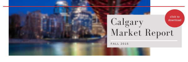 Calgary Commercial Real Estate Market Analysis - Fall 2015